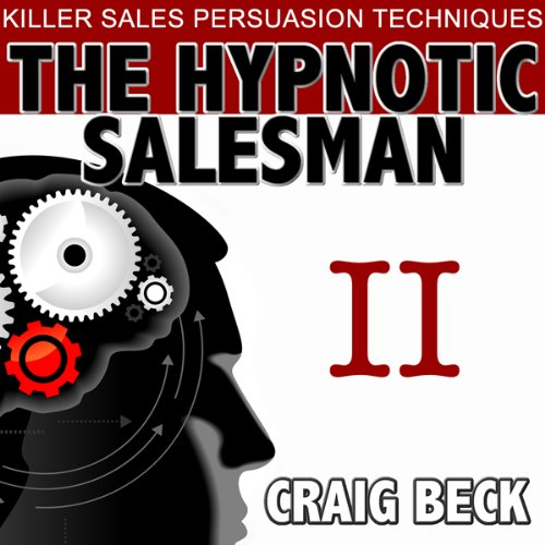 The Hypnotic Salesman II audiobook cover art