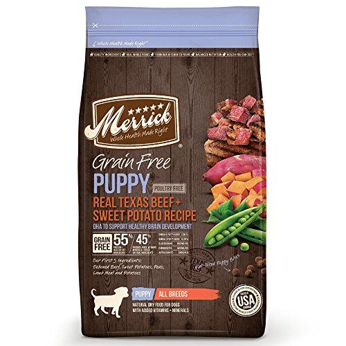Merrick Grain Free Dry Puppy Food Recipes