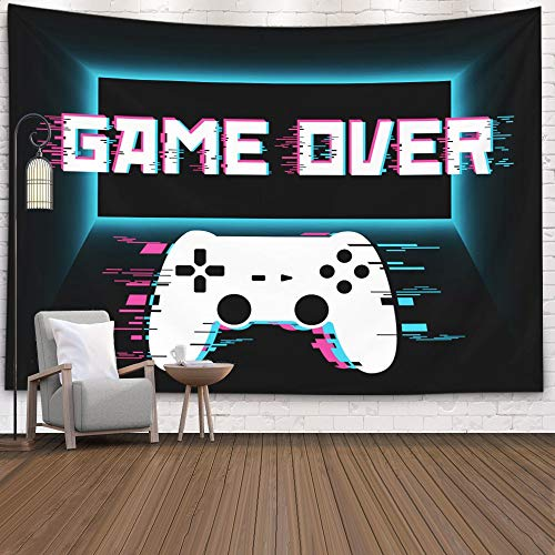 Gaming Wall Tapestry,Crannel Con...