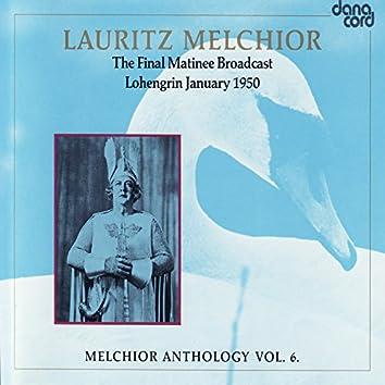 Lauritz Melchior Anthology Vol. 6