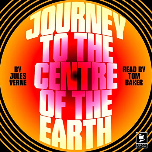 Journey to the Centre of the Earth cover art