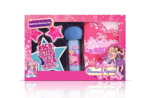 Barbie Princess & Popstar Rocking Set, 1er Pack (1 x 1 Set)