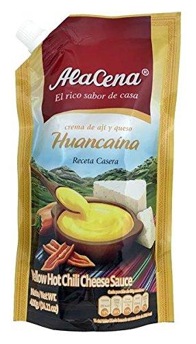 Alacena Crema Huancaina Receta Casera Huancaina Sauce 400 Grams