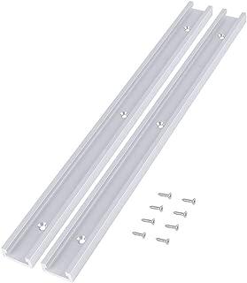Innovo 6082-T6511 aluminio, 375 mm de longitud, 50,8 mm de di/ámetro Barra redonda