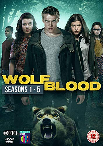 Preisvergleich Produktbild Wolfblood: Complete Series 1, 2, 3, 4