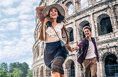 Jochen Schweizer Geschenkgutschein: Romantik-Kurzurlaub in Rom für 2