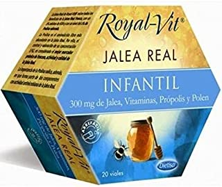 Jalea Real Infantil Royal-Vit 20 ampollas