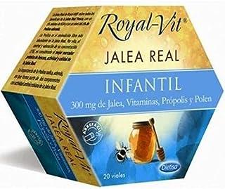 Jalea Real Infantil Royal-Vit 20 ampollas