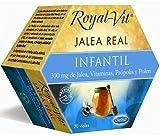 Jalea real infantil royal-vit 20 ampollas de 300 mg de dietisa
