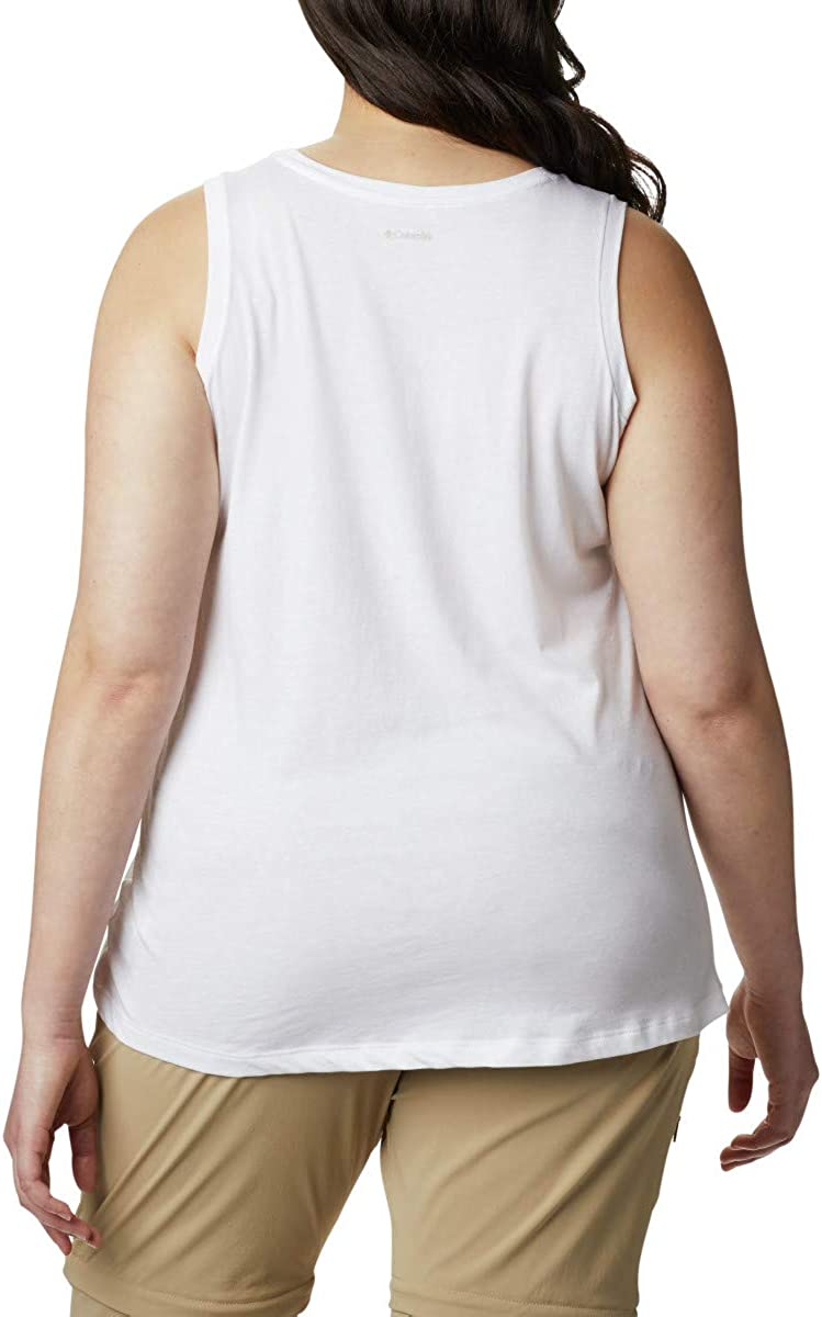 Columbia Women's Bluff Mesa Tank Top, Lightweight, Comfort Stretch