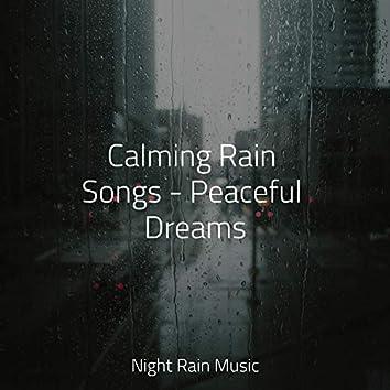 Calming Rain Songs - Peaceful Dreams
