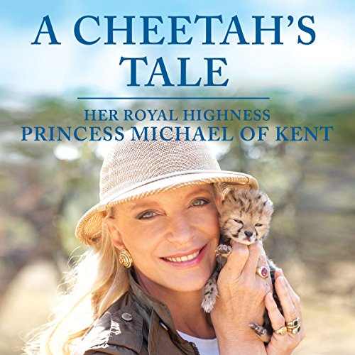 A Cheetah's Tale cover art