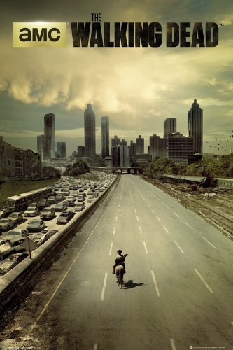 "GB Eye Maxi-Poster ""The Walking Dead - Dead City"",  61 x 91,5 cm"