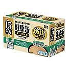 健康缶 15歳からの健康缶6P とろとろペースト かつお 40g×6缶