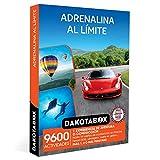 DAKOTABOX - Caja Regalo hombre mujer pareja idea de regalo - Adrenalina al límite - 9600 actividades como conducción en Ferrari o Porsche, ultraligero y vuelo en globo