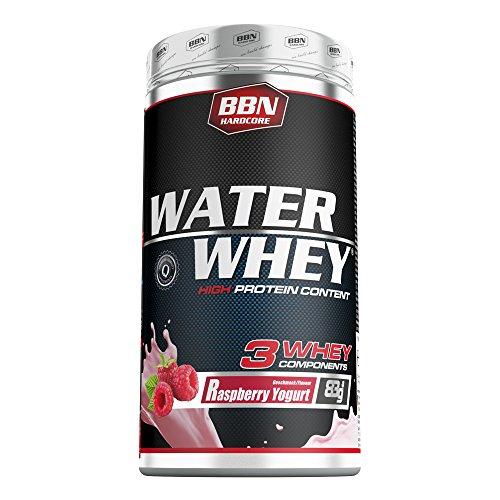 Best Body BBN Hardcore Water Whey, Proteina Latte Macchiato - 1 Prodotto da 500 gr