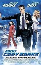 AGENT CODY BANKS (2003) Original Authentic Movie Poster - 27x41 One Sheet - Single-Sided - FOLDED - Frankie Muniz - Hilary Duff - Angie Harmon - Keith David