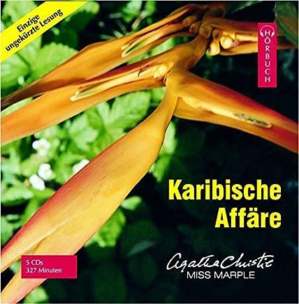 Karibische Affaere. 5 CDs