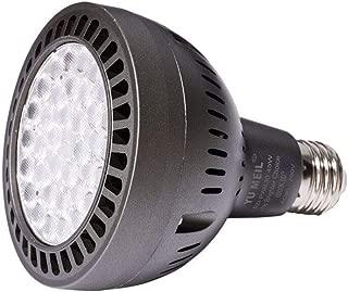 LED Pool Light Bulb 120V 45W 6500K Swimming Pool Light , 60° Illuminated Area,Replace 200-700W Traditional Light Bulb,Also Suitable for Pentair Hayward Light Fixture,Pet Box Bulb ( Chameleon,Lizard)