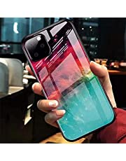 ForeRunner Case for Apple iPhone 11 Shock-Absorption Bumper Cover Anti-Scratch Shock Proof Stylish Shiny fashion (11)