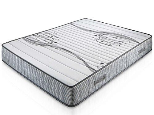 Marckonfort Viskoelastische matratze Boston 160x200 cm, Dicke von 22 cm, medium Härtegrad