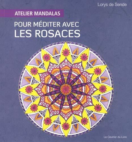 Atelier mandalas pour méditer avec les rosaces
