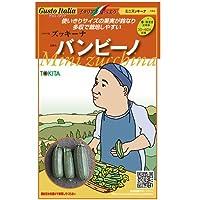 バンビーノ(ズッキーニの種) 小袋
