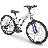 "26"" Royce Union RTT Mens 21-Speed Mountain Bike, 20"" Aluminum Frame, Trigger Shift, Silver"