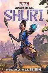 Symbiosis (Shuri: A Black Panther Novel #3) Kindle Edition