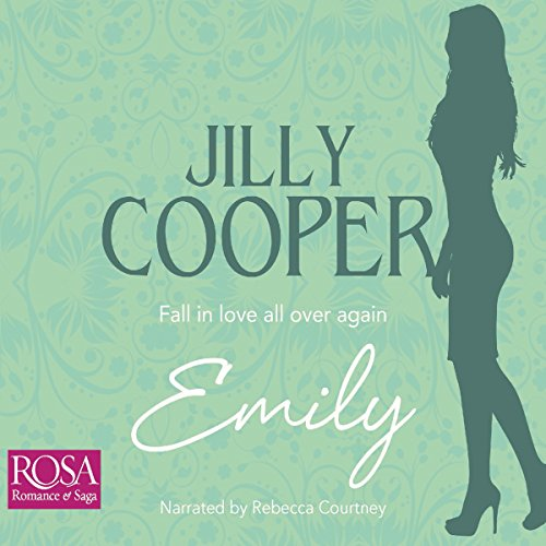Emily                   By:                                                                                                                                 Jilly Cooper                               Narrated by:                                                                                                                                 Rebecca Courtney                      Length: 5 hrs and 19 mins     3 ratings     Overall 4.0