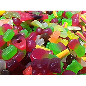 vegetarian jelly & gummy sweet assortment (500g) Vegetarian Jelly & Gummy Sweet Assortment (500g) 51NwfZ2vVEL