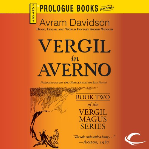 Vergil in Averno cover art