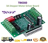 TECNOIOT TB6560 3A Drives CNC Stepper Motor Single Axis 10 Files Controller TB6560AHQ