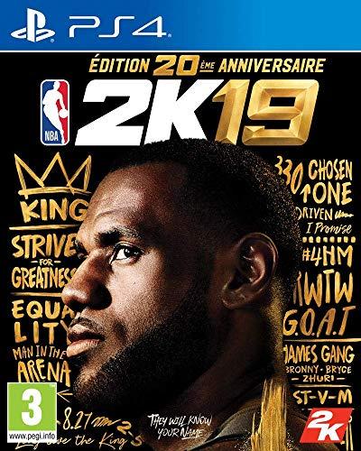 NBA 2K19 - 20th Anniversary Edition /PS4