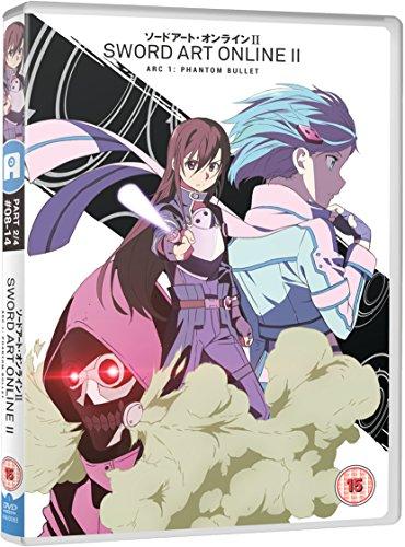 Sword Art Online II, Part 2 DVD