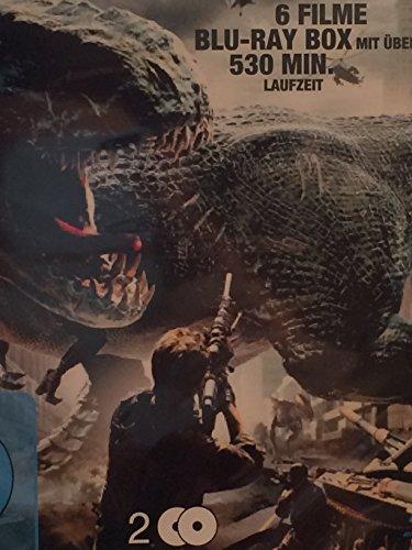 Als Dinosaurier die Welt beherrschten - 6 Filme Blu-Ray Box