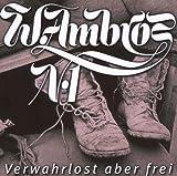 Songtexte von Wolfgang Ambros - Verwahrlost aber frei