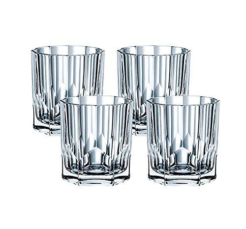 Spiegelau & Nachtmann, 4-teiliges Whiskybecher-Set, Aspen, 92126