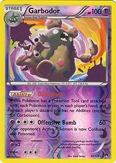 Pokemon - Garbodor (57/122) - XY Breakpoint - Reverse Holo