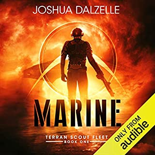 Marine cover art
