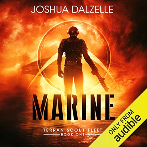 Marine audiobook cover art
