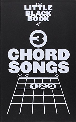 Little Black Songbook 3 Chord Songs