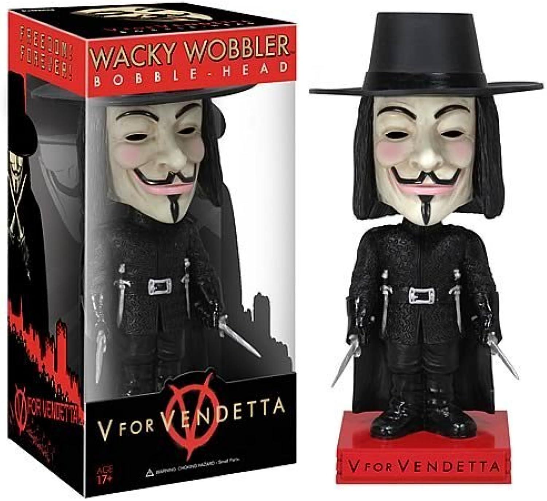 en venta en línea Funko V V V for Vendetta Wacky Wobbler by FunKo  barato y de alta calidad