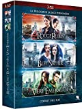 Rouge Rubis + Bleu Saphir + Vert Émeraude [Blu-Ray]