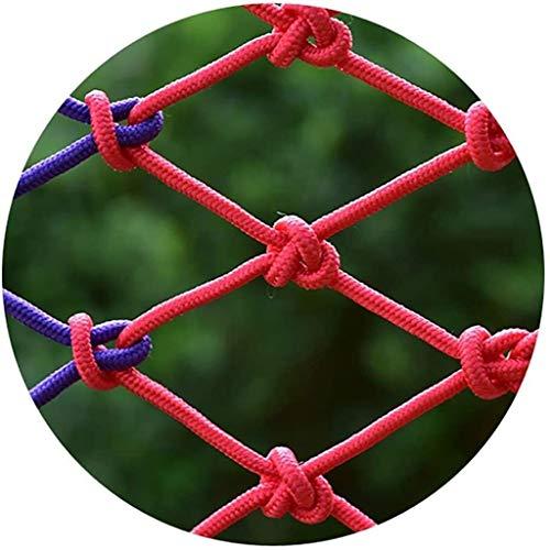 CFTGB Schutznetz fir Kinder Kinder-Sicherheitsnetz, Cat Sicherheitsnetz, Kletterseil...