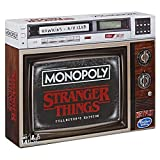 Monopoly Stranger Things Sammler-Edition  ENGLISCH