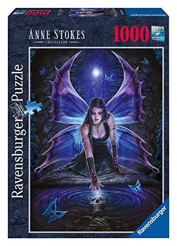 Ravensburger Puzzle 19110 - Anne Stokes: Sehnsucht - 1000 Teile