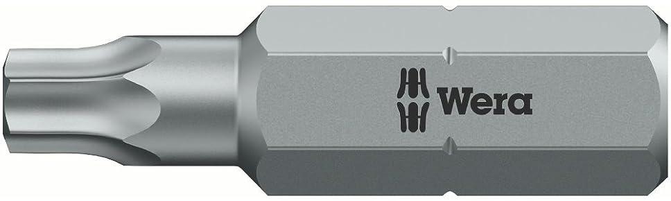 オーロック特許暖かくWera(ヴェラ) 867/1Z トルクスビット TX55