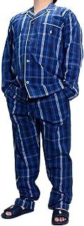(ポロ ラルフローレン) パジャマ POLO RALPH LAUREN メンズ パジャマ上下セット 長袖 長ズボン ルームウェア 大きいサイズ P513HR-P501HR [並行輸入品]