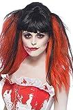 Generic - 351 516 - Mujeres de Halloween Peluca Manga Brown - One Size